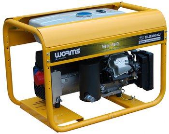 Tristar 8510 - 9 kVA draagbaar, stroomgroep, aggregaat, benzine, driefasig.jpg