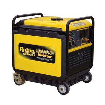 RG4300 iS - 5 kVA draagbaar, inverter, stroomgroep, aggregaat, benzine.jpg