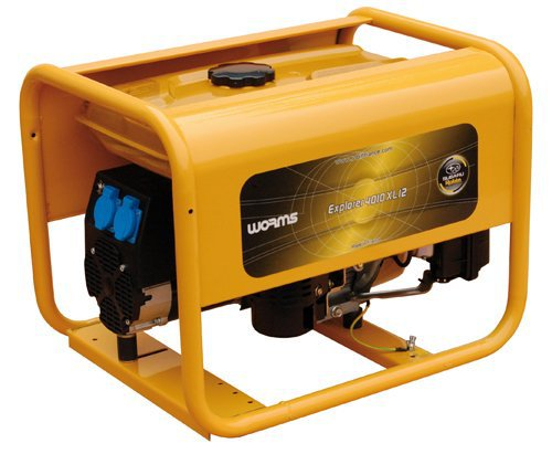 Explorer 4010 - 4 kVA draagbaar, stroomgroep, aggregaat, benzine.jpg